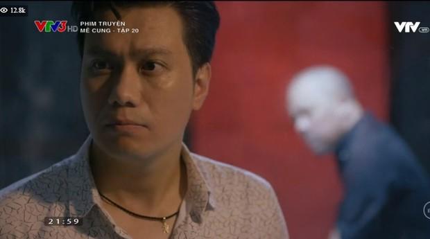Mê Cung tập 19: Luật sư Đông Hòa chính thức lộ diện chân tướng tội phạm với em rể tương lai - Ảnh 1.