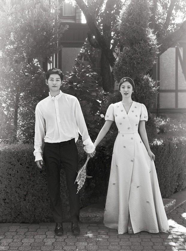 Song Joong Ki: Kẻ si theo đuổi nàng thơ, bao nỗ lực níu kéo kết lại bằng lá đơn ly dị bị cả thế giới chê trách - Ảnh 8.