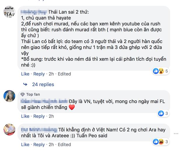 Cầm Hayate đánh như hack, Ara là chàng trai được gọi tên nhiều nhất làng game Việt ngày hôm qua! - Ảnh 4.