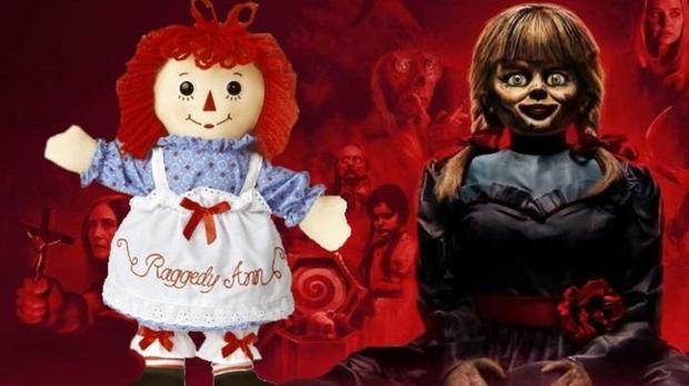 Hội đam mê nhặt trứng phục sinh ra đếm xem có bao nhiêu quả trong Annabelle: Ác Quỷ Trở Về này các cháu ơi? - Ảnh 2.