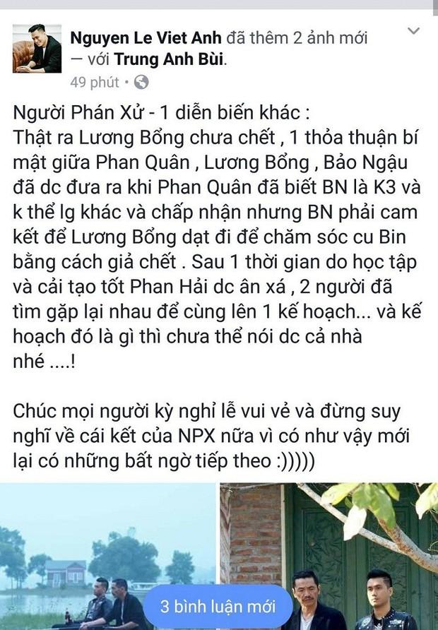 Bố Sơn (NSƯT Trung Anh): Ngôi sao vàng trong làng lộ nội dung Về Nhà Đi Con - Ảnh 2.