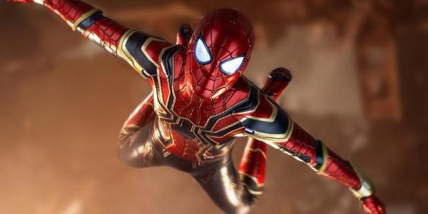 Sau tủ quần áo đồ sộ ai cũng mê của Iron Man, 4 bộ giáp của Spider-Man là thứ mà ai trông cũng phải GATO - Ảnh 3.