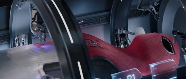 Sau tủ quần áo đồ sộ ai cũng mê của Iron Man, 4 bộ giáp của Spider-Man là thứ mà ai trông cũng phải GATO - Ảnh 12.