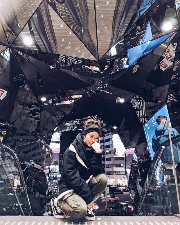 Vòm kính ảo diệu tại trung tâm thương mại nổi tiếng ở Tokyo đang là background sống ảo chiếm trọn mặt trận Instagram - Ảnh 5.