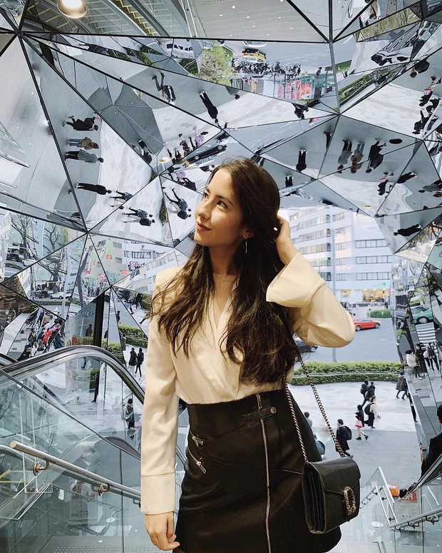 Vòm kính ảo diệu tại trung tâm thương mại nổi tiếng ở Tokyo đang là background sống ảo chiếm trọn mặt trận Instagram - Ảnh 15.