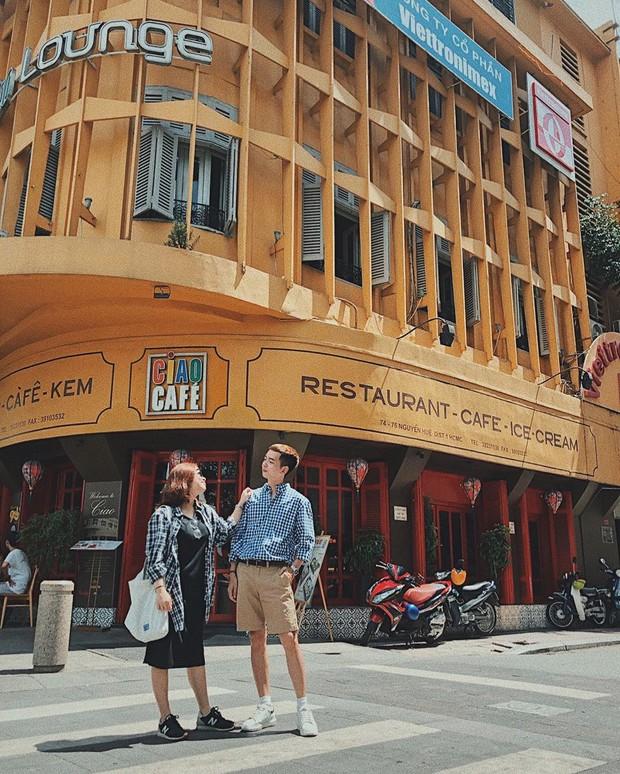 Ciao Cafe thông báo dời địa điểm, người Sài Gòn chính thức mất đi một biểu tượng thân quen trên phố đi bộ Nguyễn Huệ - Ảnh 10.