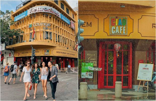 Nhìn lại một chút Ciao Cafe - biểu tượng quen thuộc trên phố đi bộ Nguyễn Huệ, chứa đựng biết bao kỷ niệm thân thương của giới trẻ Sài Gòn trước khi đóng cửa - Ảnh 13.