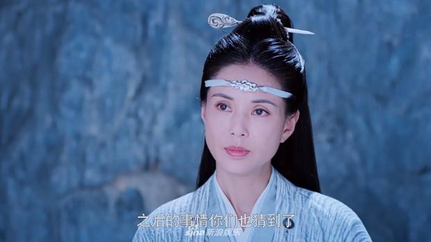 Lý Nhược Đồng hiện hình thần tiên trong Trần Tình Lệnh, ai nấy bồi hồi nhớ nàng Tiểu Long Nữ năm xưa - Ảnh 9.