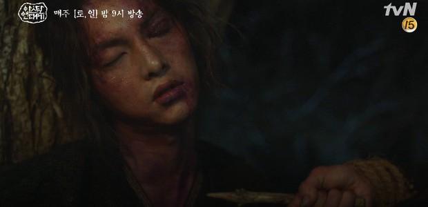 Mặc kệ biến động hôn nhân cùng sự xuất hiện của cameo Nichkhun, Song Joong Ki vẫn một mình cân hai vai cực xịn trong tập 9 Arthdal Niên Sử Kí! - Ảnh 3.