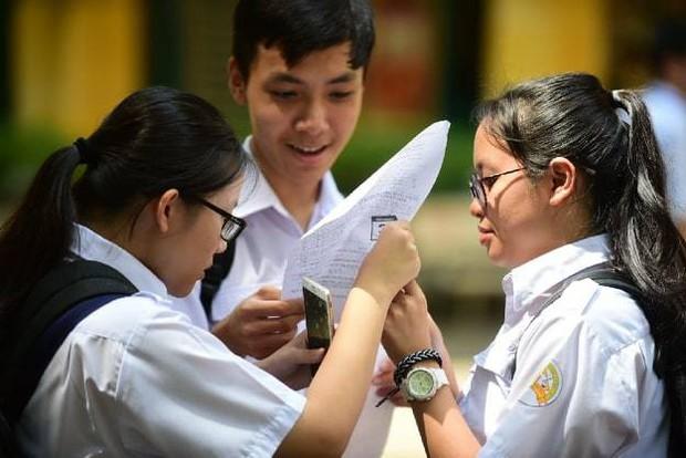 5 thí sinh bị chấm thiếu điểm trong kỳ thi vào lớp 10 tại Nghệ An - Ảnh 1.