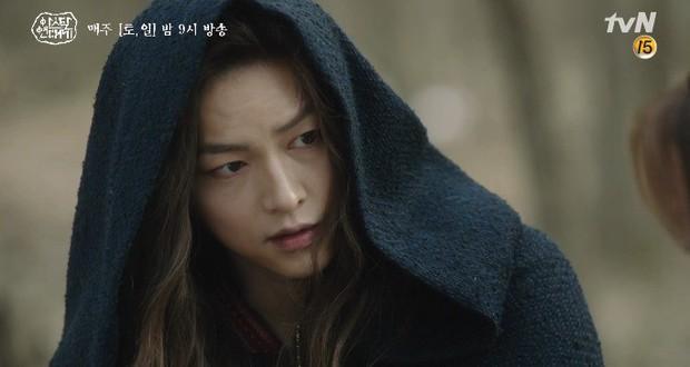 Mặc kệ biến động hôn nhân cùng sự xuất hiện của cameo Nichkhun, Song Joong Ki vẫn một mình cân hai vai cực xịn trong tập 9 Arthdal Niên Sử Kí! - Ảnh 15.
