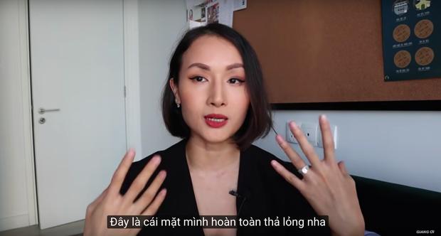 Vlogger Giang Ơi nói hộ nỗi lòng: Có 1 kiểu người, mặt bật cấu hình thoải mái nhưng luôn bị hiểu lầm là sưng sỉa - Ảnh 2.