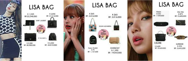 Từng có số túi đắt gấp 3 lần Lisa mà giờ Jennie đã sắp bị em út đuổi kịp - Ảnh 3.