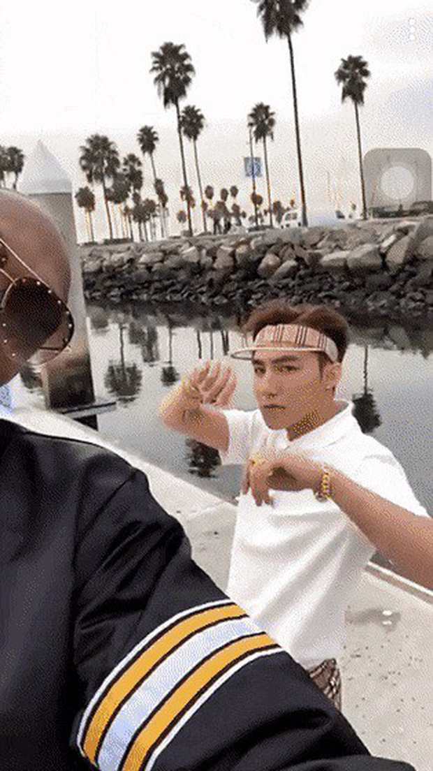 Sơn Tùng đăng ảnh cùng Snoop Dogg, fan lại sốt sắng vì không thể đợi thêm ngày MV kết hợp ra mắt để cày view - Ảnh 4.