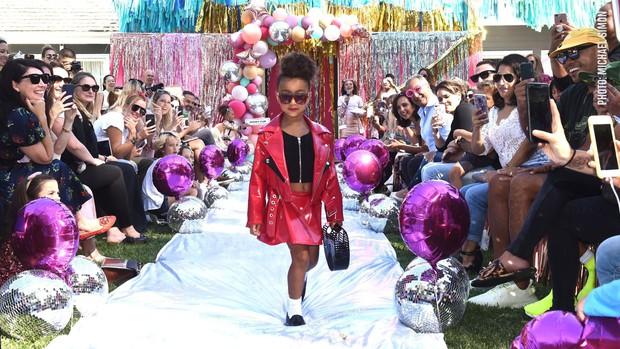 Loạt ảnh chứng minh con gái lớn nhà Kim Kardashian chính là công chúa nhỏ chịu chơi và sang chảnh bậc nhất Hollywood - Ảnh 4.