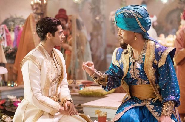"""4 lý do khiến bạn muốn có ngay một người bạn như """"Thần Đèn Will Smith, Aladdin liệu có hiểu hông? - Ảnh 3."""