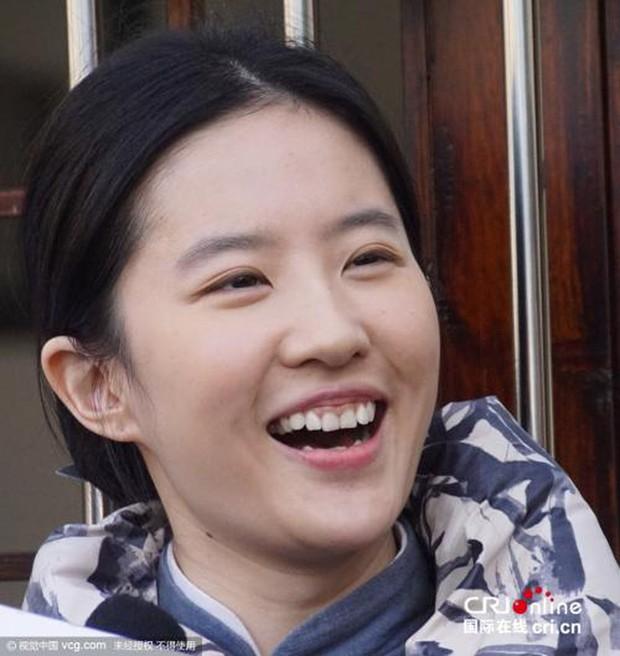 Vẫn biết Lưu Diệc Phi tuyệt sắc giai nhân nhưng hàm răng kém duyên của cô nàng lại là điểm trừ cực lớn - Ảnh 5.
