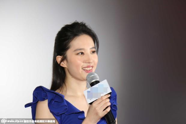 Vẫn biết Lưu Diệc Phi tuyệt sắc giai nhân nhưng hàm răng kém duyên của cô nàng lại là điểm trừ cực lớn - Ảnh 6.