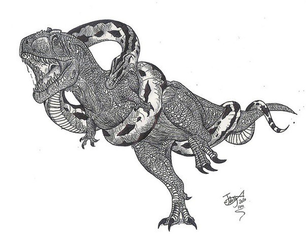 Loài động vật cổ đại nào đáng sợ nhất nếu chúng còn tồn tại đến ngày nay? - Ảnh 3.