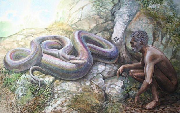 Loài động vật cổ đại nào đáng sợ nhất nếu chúng còn tồn tại đến ngày nay? - Ảnh 4.