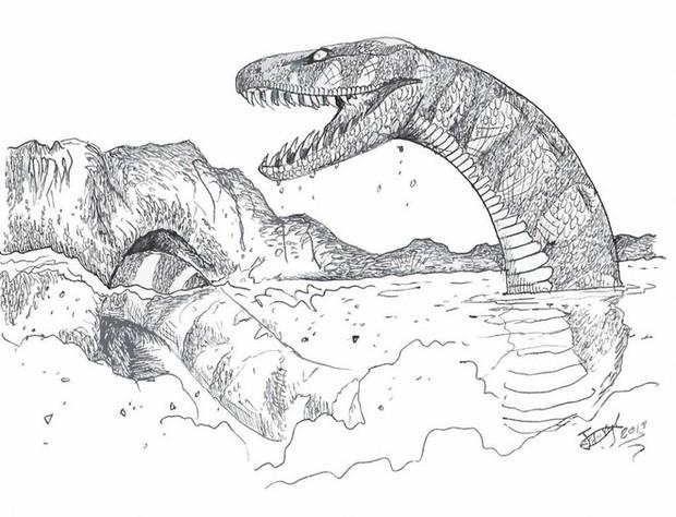 Loài động vật cổ đại nào đáng sợ nhất nếu chúng còn tồn tại đến ngày nay? - Ảnh 5.