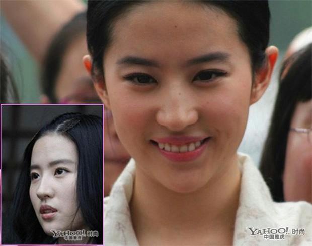 Vẫn biết Lưu Diệc Phi tuyệt sắc giai nhân nhưng hàm răng kém duyên của cô nàng lại là điểm trừ cực lớn - Ảnh 7.