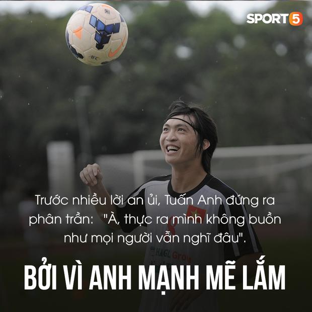 Tiền vệ Tuấn Anh: 6 năm trốn chạy kẻ thù và những tấm ảnh film nâng đỡ đôi chân pha lê của bóng đá Việt Nam - Ảnh 5.