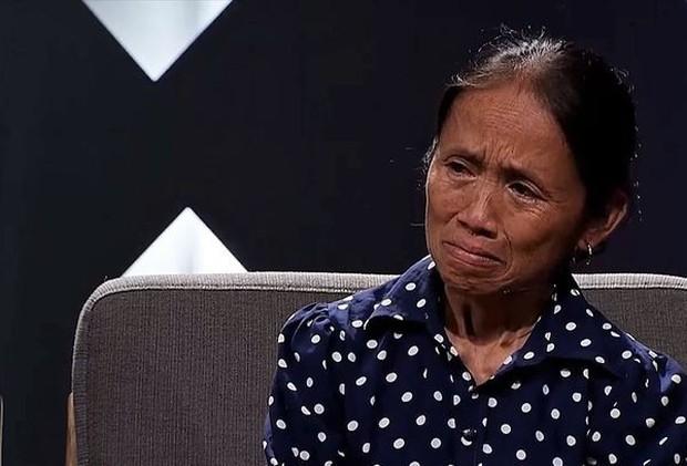 Bà Tân Vê lốc lần đầu kể về quá khứ cơ cực, chồng mất vì ung thư trên sóng truyền hình - Ảnh 6.