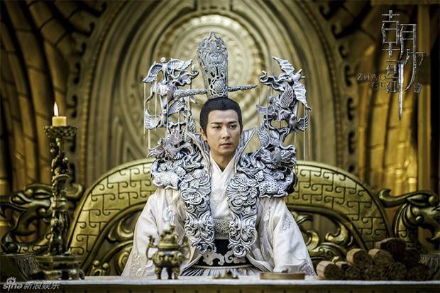 3 dự án mới của tiểu nha đầu Vu Chính: Phim số 3 gây sốc vì có Đát Kỷ xấu nhất lịch sử Hoa Ngữ - Ảnh 13.