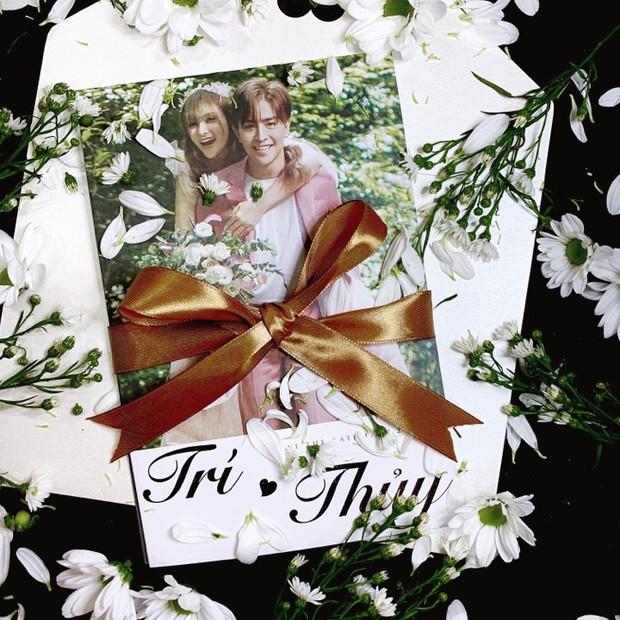 Thu Thủy cùng ông xã kém tuổi khoe khoảnh khắc ngọt ngào trong ngày thử váy cưới trước hôn lễ - Ảnh 7.