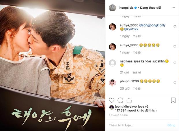 3 tài tử thân Song Song nhất gây chú ý sau tin ly dị: Park Bo Gum buộc phải lên tiếng, còn Yoo Ah In và Lee Kwang Soo? - Ảnh 12.