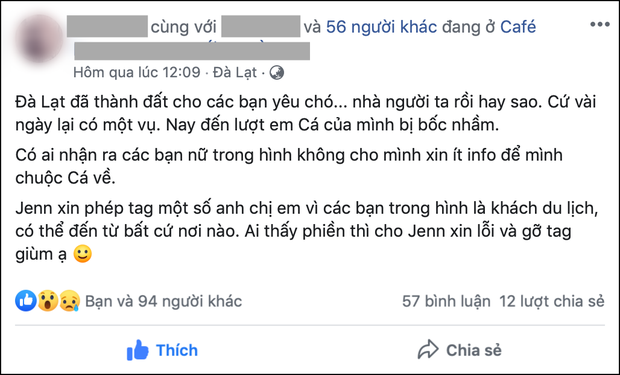Xôn xao thông tin nữ du khách ôm nhầm chó tại quán cafe ở Đà Lạt và sự thật bất ngờ - Ảnh 1.
