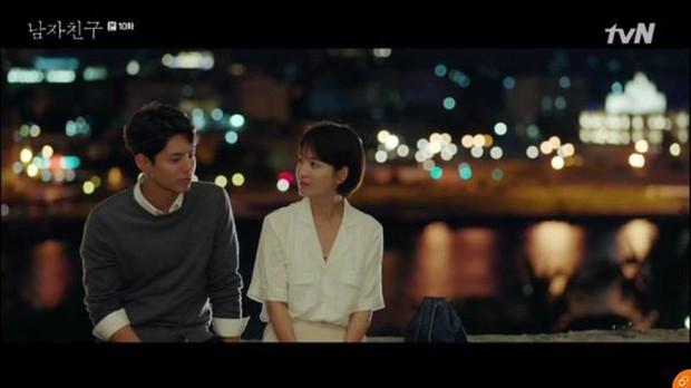 5 kiểu hôn chị em của Park Bo Gum và vợ bạn trong Encounter: Số 5 mãnh liệt như thế bảo sao hai người bị đồn ngoại tình! - Ảnh 8.