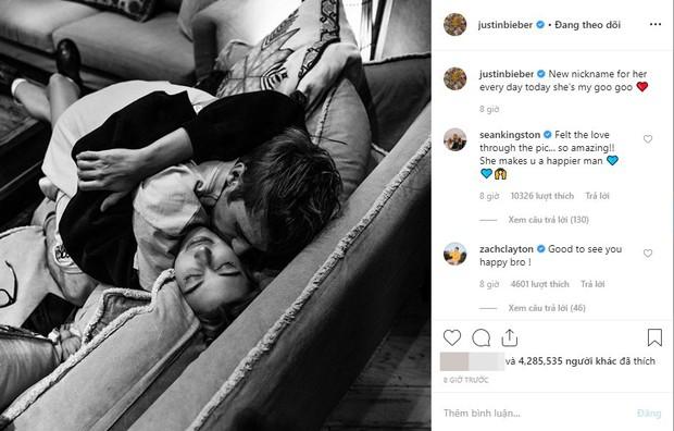 Chữa cháy tưởng khéo nhưng quá lộ kiểu Justin Bieber: Cứ dính tin vương vấn Selena lại dùng vợ Hailey làm lá chắn - Ảnh 4.