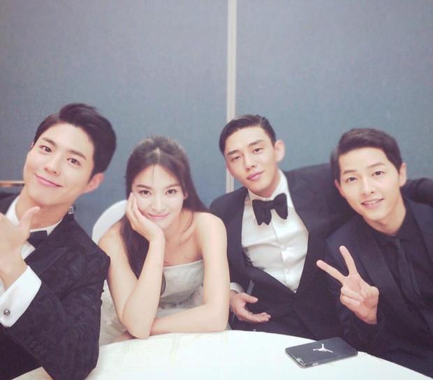 3 tài tử thân Song Song nhất gây chú ý sau tin ly dị: Park Bo Gum buộc phải lên tiếng, còn Yoo Ah In và Lee Kwang Soo? - Ảnh 9.