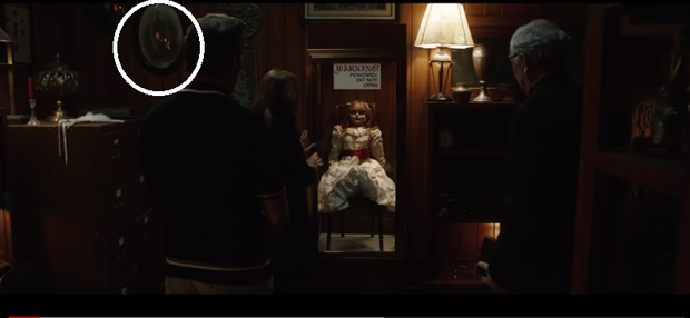 Hội đam mê nhặt trứng phục sinh ra đếm xem có bao nhiêu quả trong Annabelle: Ác Quỷ Trở Về này các cháu ơi? - Ảnh 3.