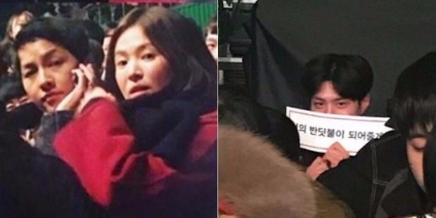 Song Joong Khi từng bật khóc khi Park Bo Gum nhận giải, tình anh em thắm thiết mặn nồng nay còn đâu? - Ảnh 5.