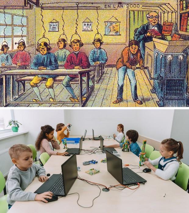 12 phát minh thời hiện đại đã từng chỉ là sản phẩm khoa học viễn tưởng điên rồ không ai nghĩ thành thật trong quá khứ - Ảnh 2.
