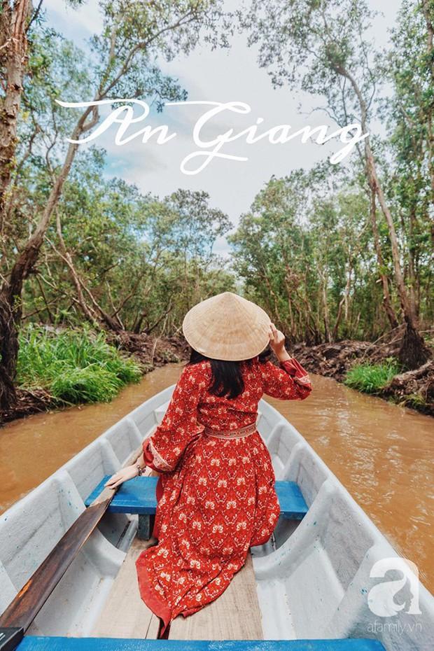 Trọn bộ bí kíp du lịch An Giang: Hay ho, thú vị và chỉ tốn hơn 3 triệu đồng cho 2 người - Ảnh 2.