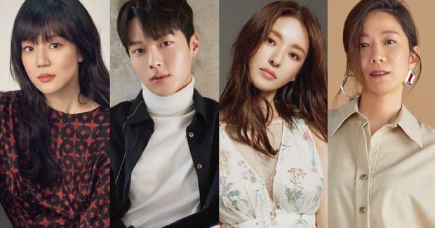 BXH diễn viên truyền hình Hàn tháng 6: Song Joong Ki không lọt top 20 vì lí do này - Ảnh 4.