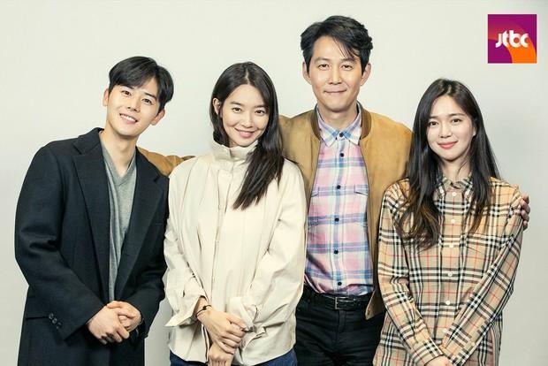 BXH diễn viên truyền hình Hàn tháng 6: Song Joong Ki không lọt top 20 vì lí do này - Ảnh 3.