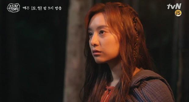 Arthdal Niên Sử Kí tập 10: Song Joong Ki nổi cơn tanh bành vì bị Kim Ji Won lừa dối để trả thù cho tình cũ - Ảnh 1.