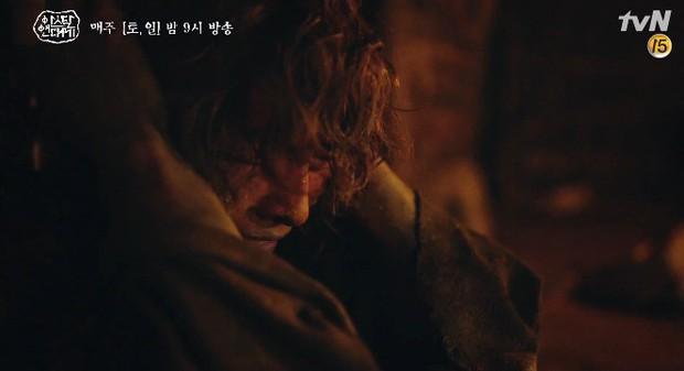 Arthdal Niên Sử Kí tập 10: Song Joong Ki nổi cơn tanh bành vì bị Kim Ji Won lừa dối để trả thù cho tình cũ - Ảnh 10.