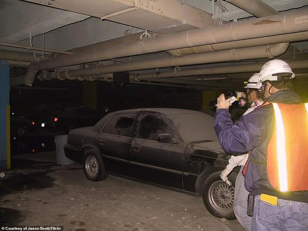 Cận cảnh quá trình xử lý hiện trường vụ khủng bố 11/9 - Ảnh 16.