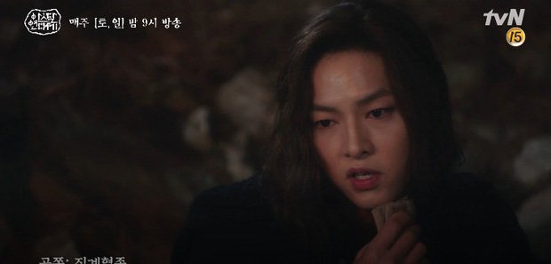 Arthdal Niên Sử Kí tập 10: Song Joong Ki nổi cơn tanh bành vì bị Kim Ji Won lừa dối để trả thù cho tình cũ - Ảnh 3.