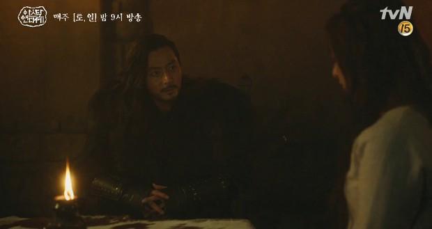 Arthdal Niên Sử Kí tập 10: Song Joong Ki nổi cơn tanh bành vì bị Kim Ji Won lừa dối để trả thù cho tình cũ - Ảnh 5.