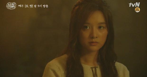 Arthdal Niên Sử Kí tập 10: Song Joong Ki nổi cơn tanh bành vì bị Kim Ji Won lừa dối để trả thù cho tình cũ - Ảnh 6.