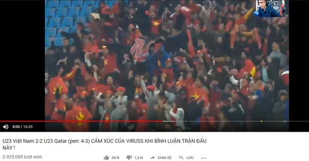 ViruSs bị bóc mẽ nói dối khi thừa nhận không xem bóng đá tại Nhanh như chớp - Ảnh 4.