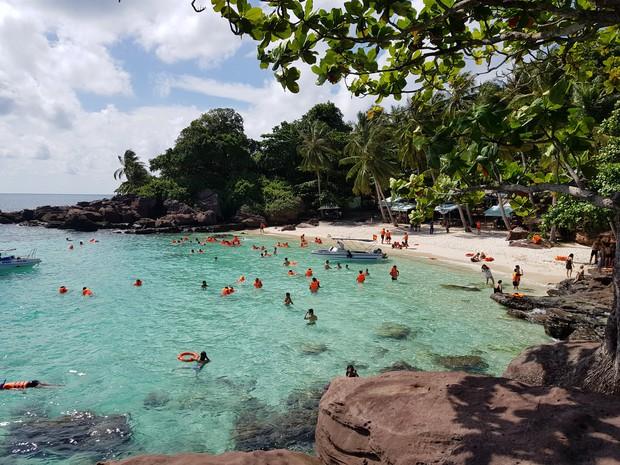 """Hòn Móng Tay ở Kiên Giang thay đổi chóng mặt sau vài năm, du khách tiếc nuối tự hỏi: """"Ốc đảo Robinson"""" nay còn đâu? - Ảnh 9."""