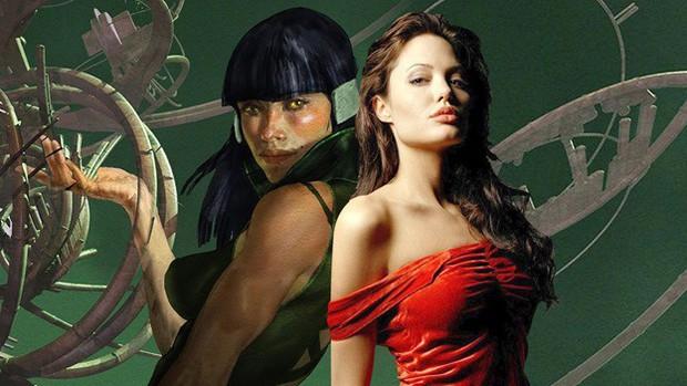 Nghe mô tả vai của Angelina Jolie ở The Eternals, ai cũng muốn thốt lên: Ủa mạnh vậy ai chơi? - Ảnh 1.